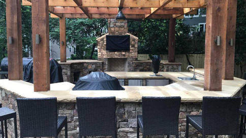 hardscaping services chamblee ga,